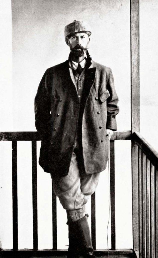 Percy Fawcett - explorateur Amazonie