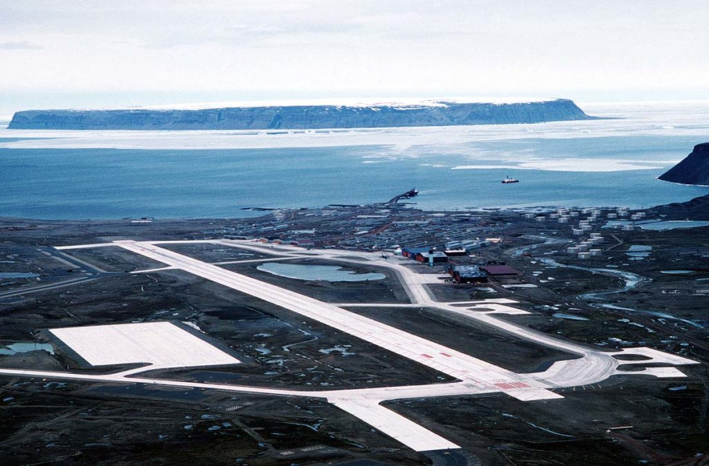Thulé - Air Base - Groenland