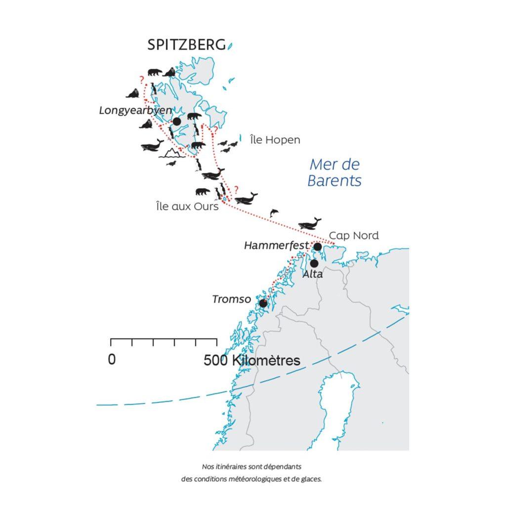 Cap Nord - Île aux Ours