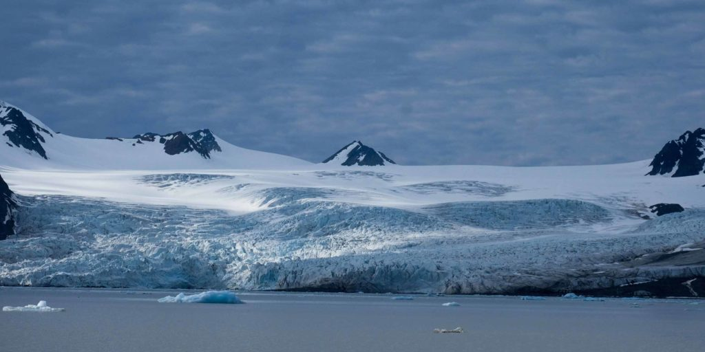 Spitzberg Zodiac Glacier Croisiere Polaire