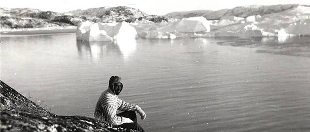Tete Michek Kpomassie - Explorateur - Croisière Groenland