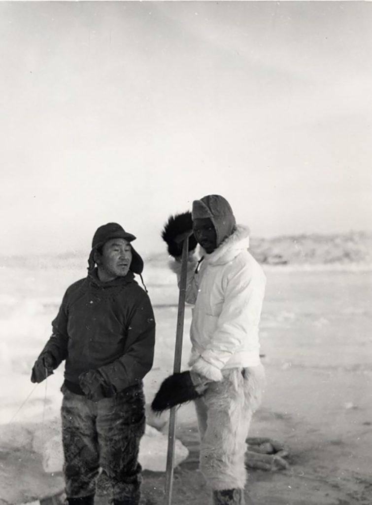 Tete Michel Kpomassie - Explorateur Groenland