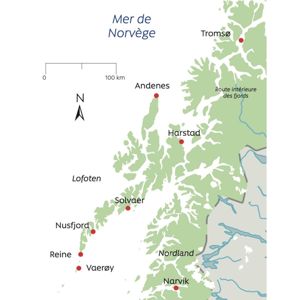 Magies d'Automne Îles Lofoten