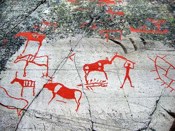 Peinture rupestre Rennes Altamira