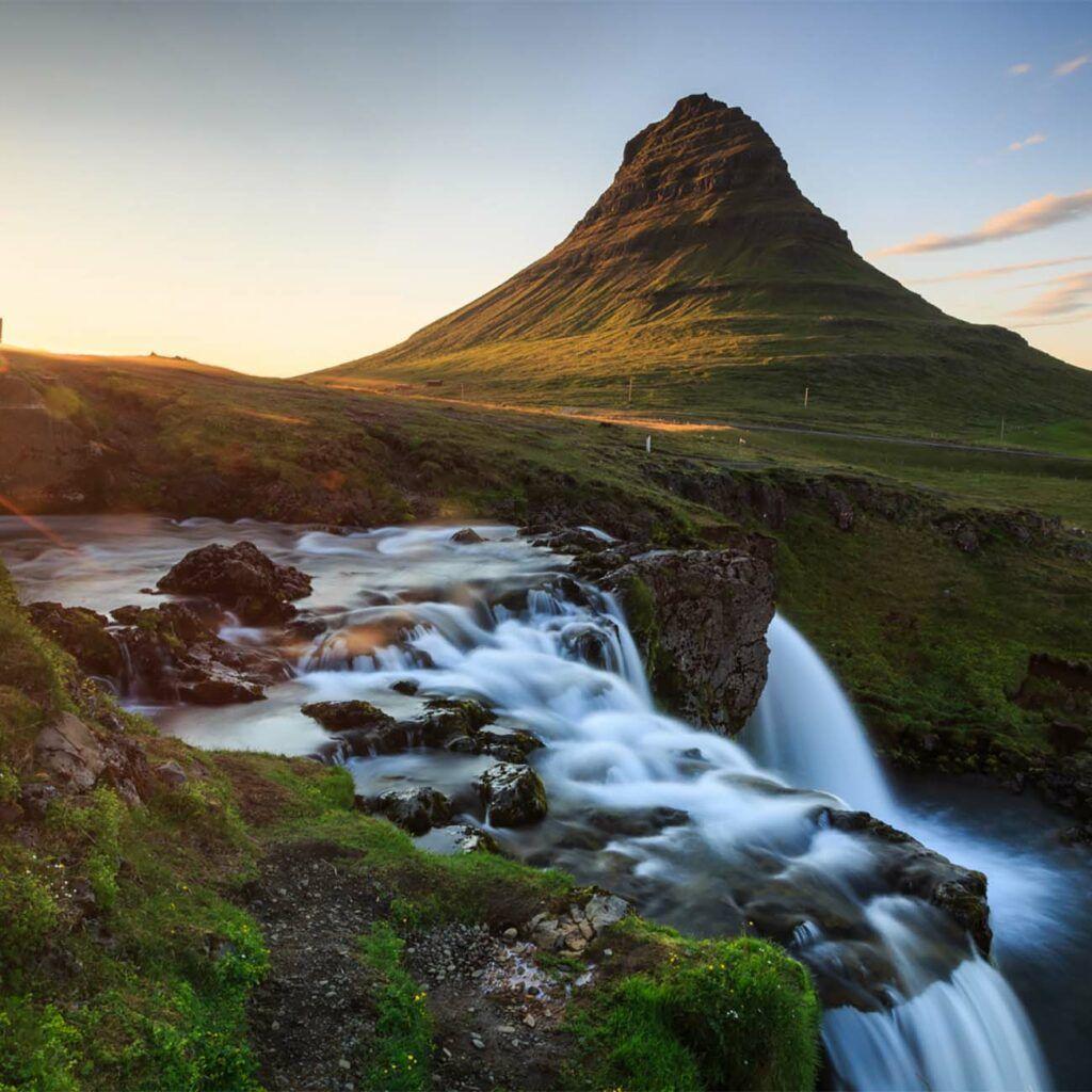 Kirkjufell - Islande