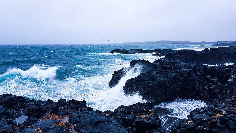 Islande Brimketill