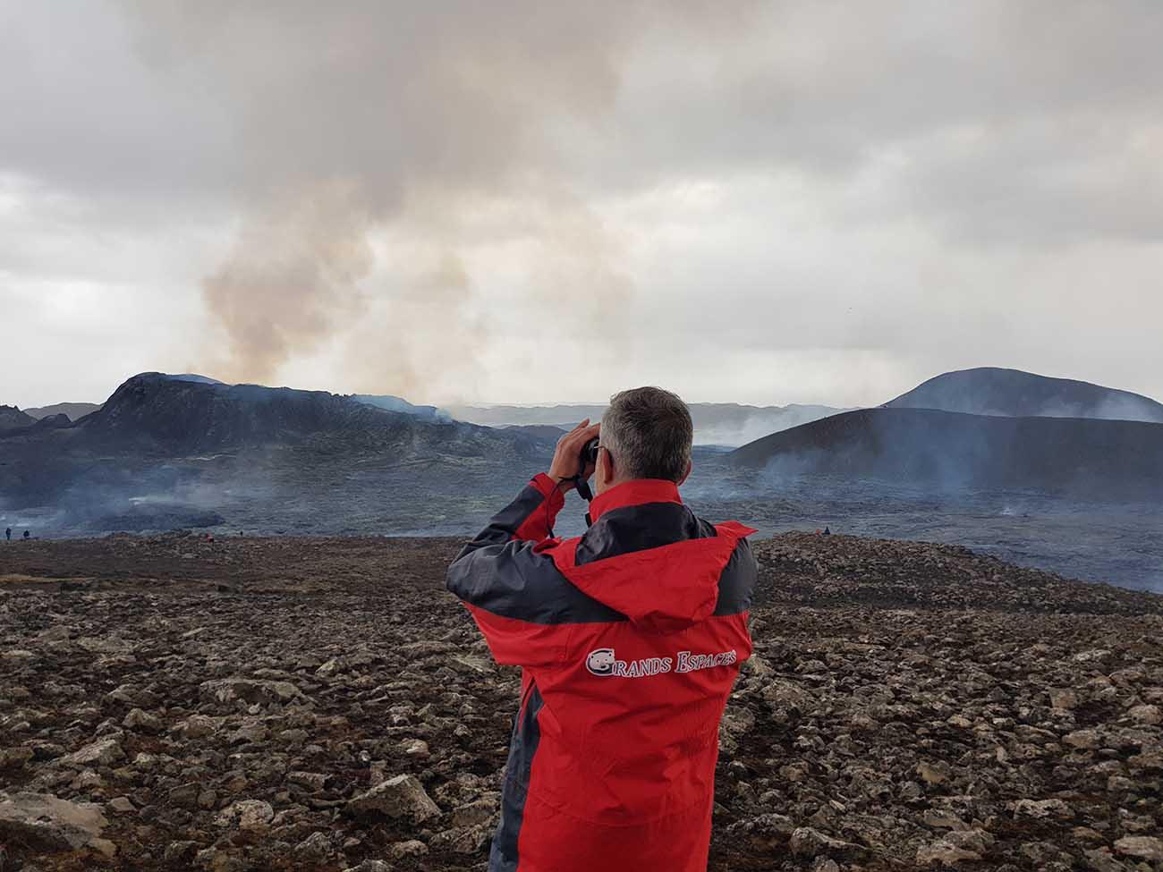 Islande éruption
