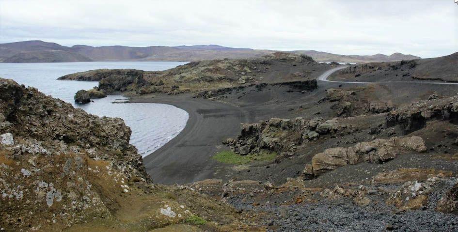 Kleifarvatan Islande