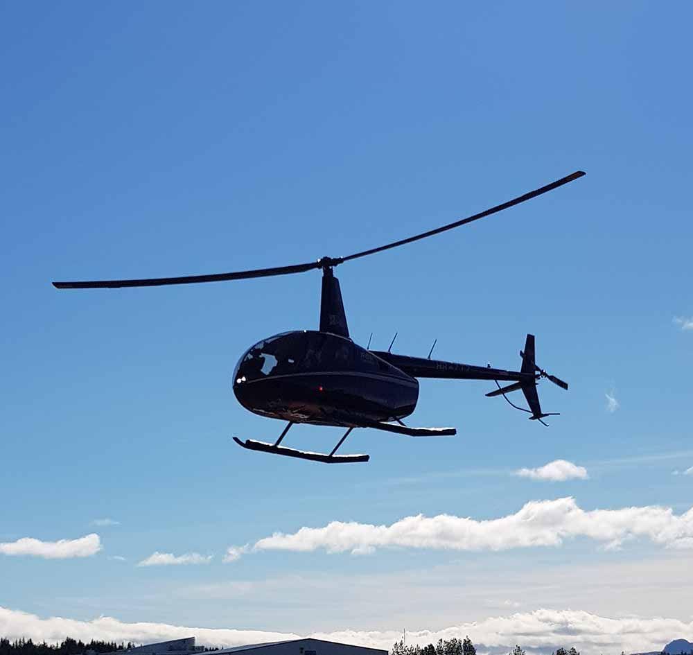 Vol Hélicoptère Islande