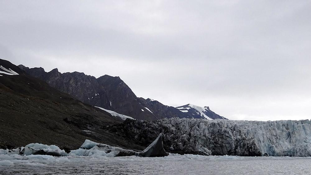 Jonsfjord Spitzberg