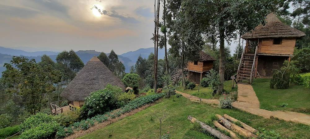 Lodge ouganda