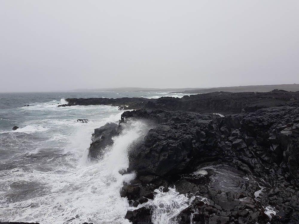 Brimketill Islande