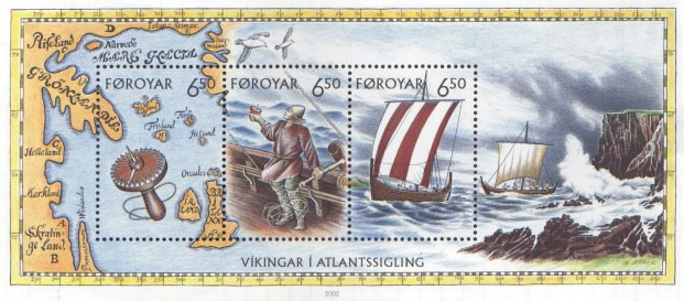 Compas solaires viking