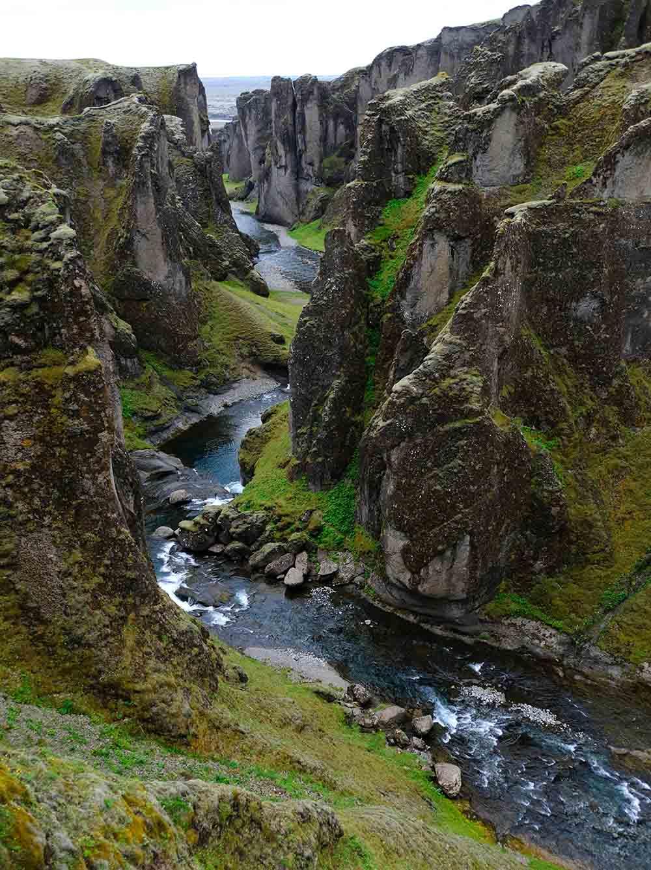 Fjaðrárgljúfur Islande