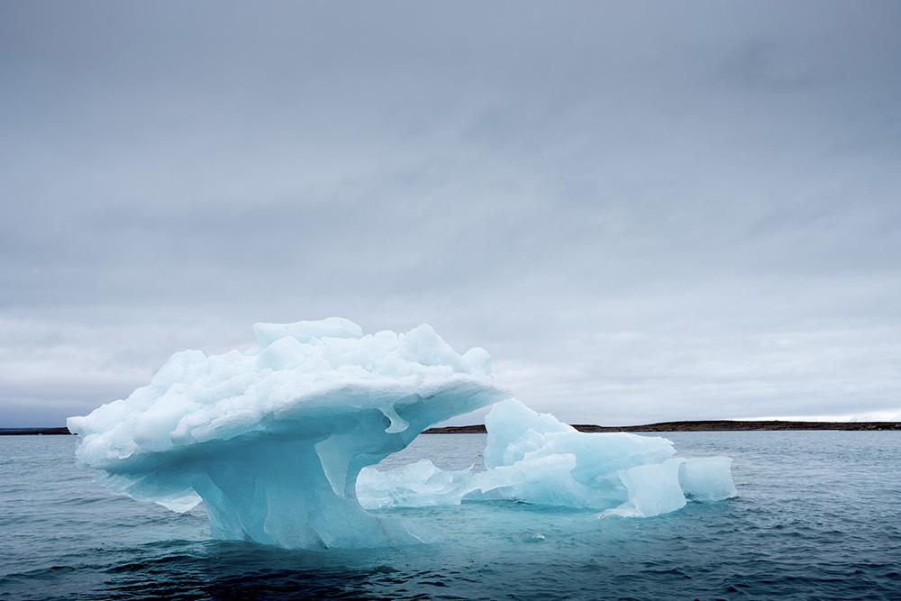 Iceberg SPTIZBERG