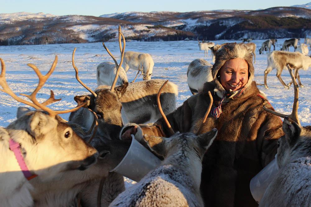 Samis Norvège