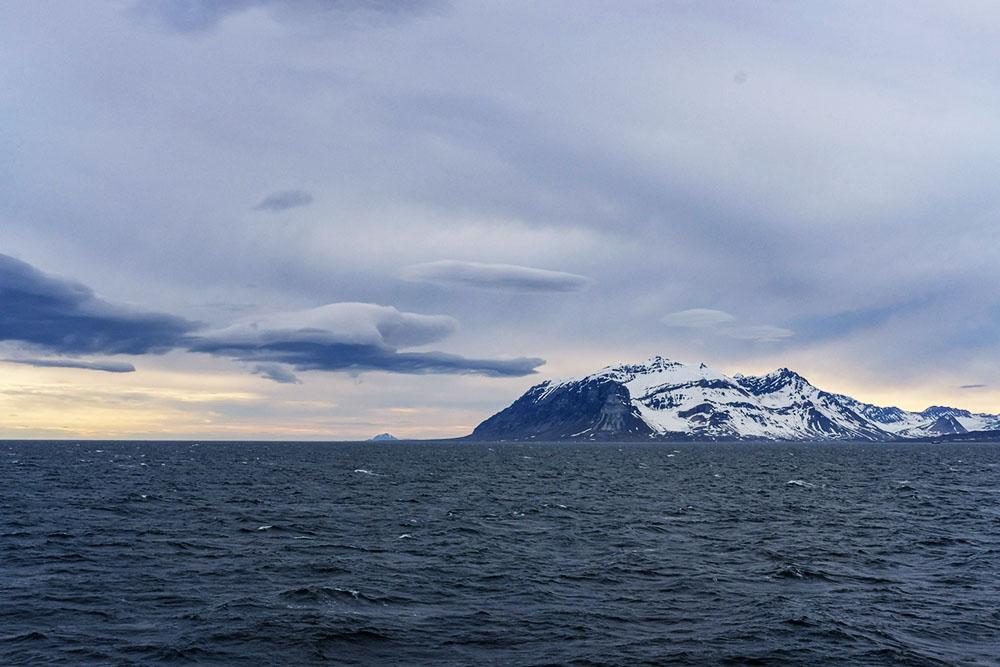 Isfjord Spitzberg