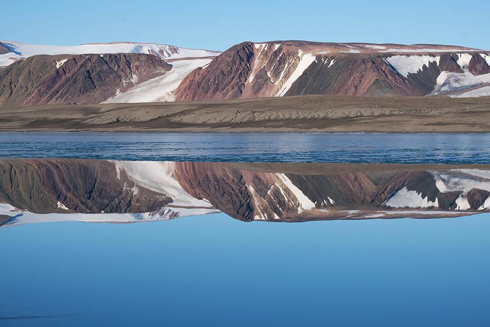 Lomfjord Spitzberg
