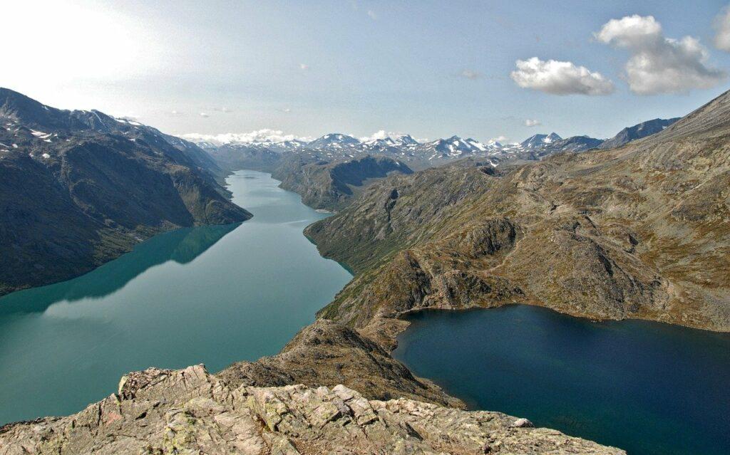 Parc National Jotunheime Norvège