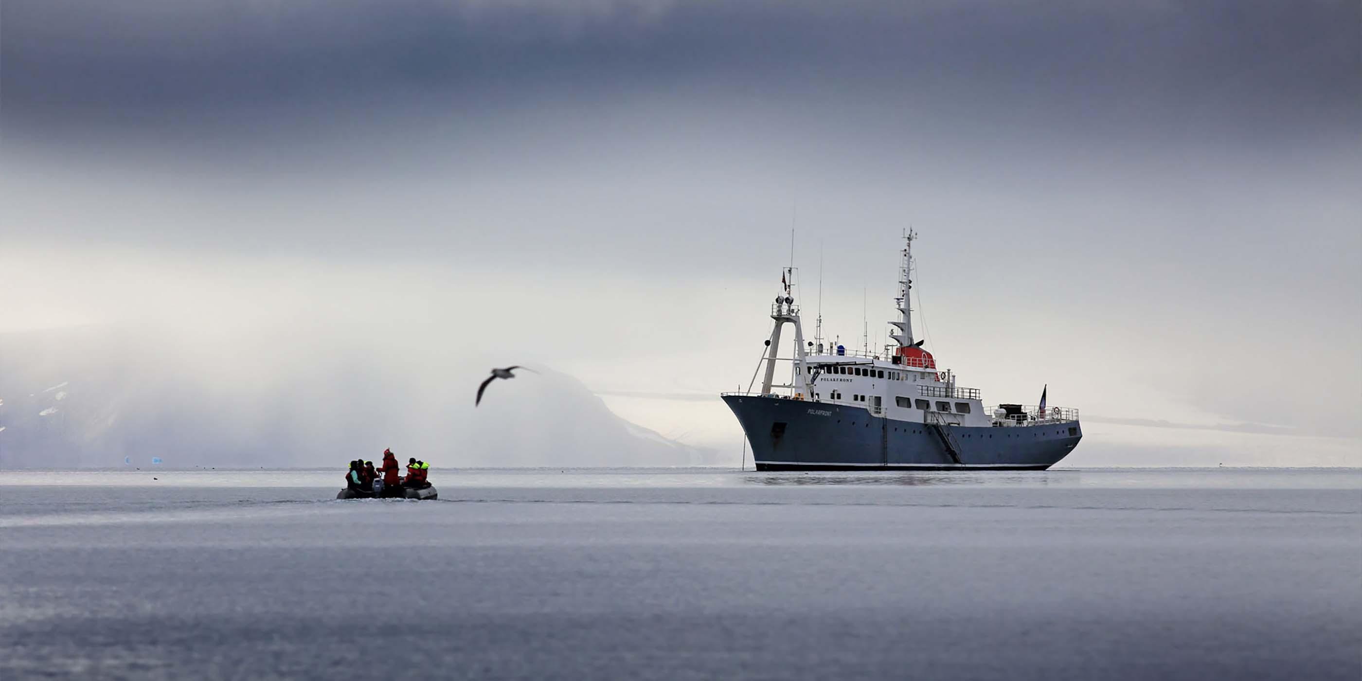 Polarfront Smeerenburg