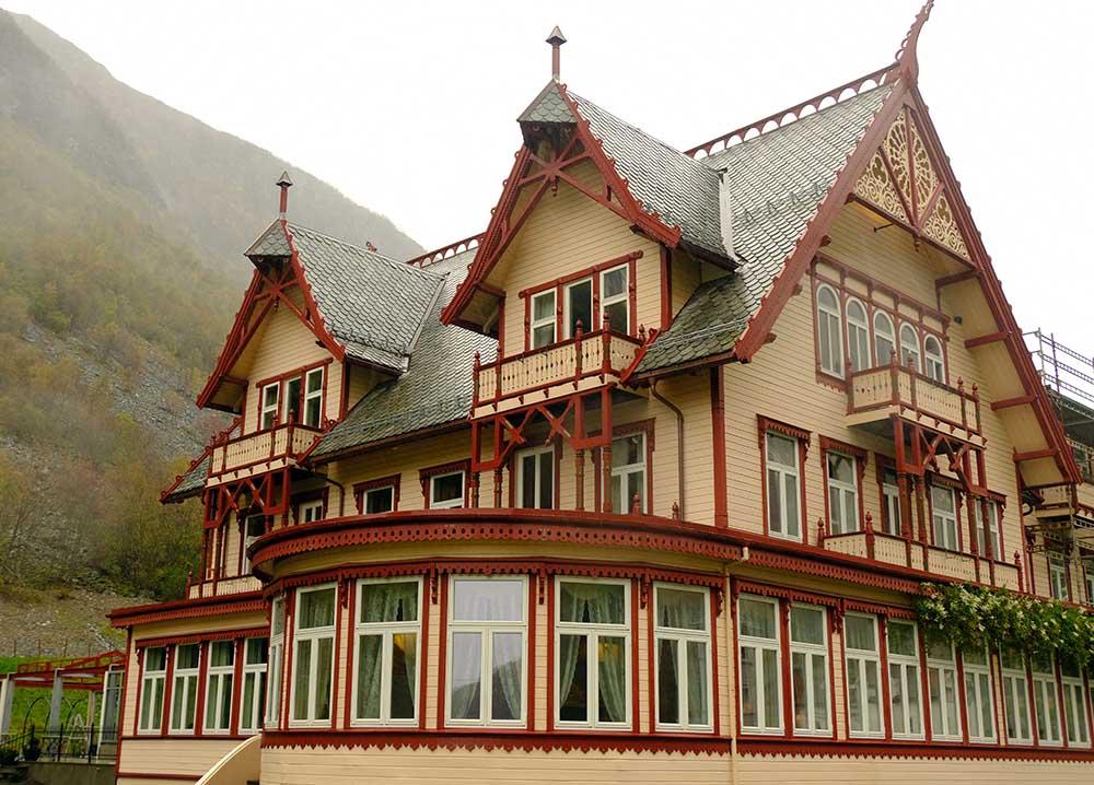 hotel Oyé norvège